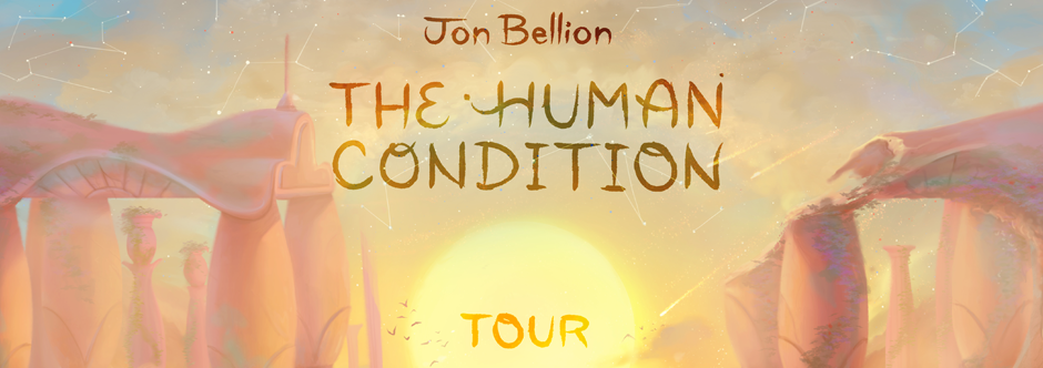 Jon Bellion -The Human Condition Tour 2017- live in Deutschland!